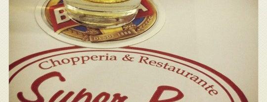 Chopperia Super Bar is one of Curtindo a Noite Carioca.