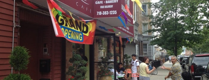 Jewels Cafe Bakery is one of GPT.