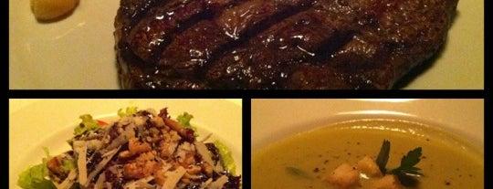 Elbert's Steak Room is one of Esquire's 2012 Best Restaurants.