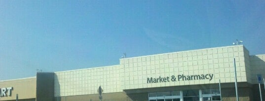 Walmart Supercenter is one of Favorites.