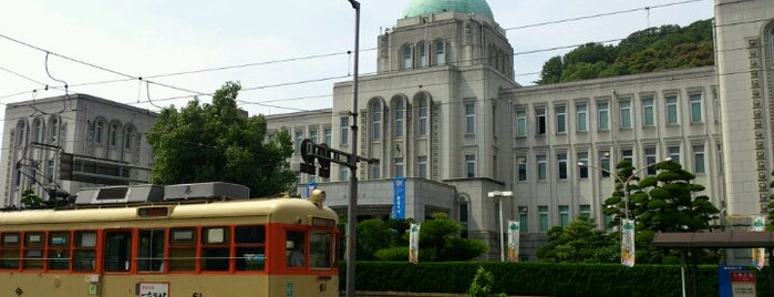 Ehime Prefectural Office is one of 歴史的建築.