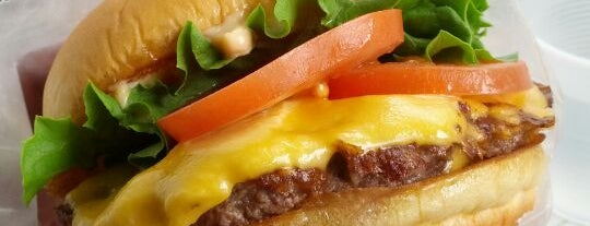 Shake Shack is one of Miami's Most Mouthwatering Burgers.