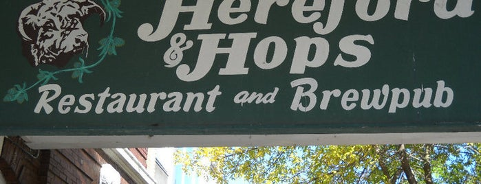 Hereford & Hops is one of Michigan Breweries.