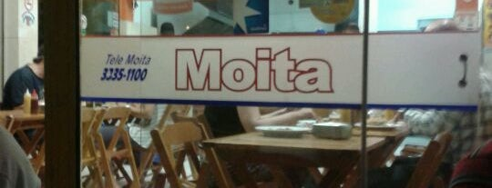 Moita Lanches is one of Porto Alegre eat and drink.