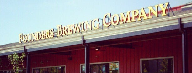 Founders Brewing Co. is one of Michigan Breweries.