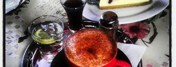 Kavárna MonRo I. is one of Týden kávy 2012.