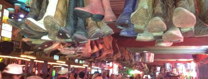 Cowboy Palace Saloon is one of Nikki Kreuzer's Offbeat L.A..