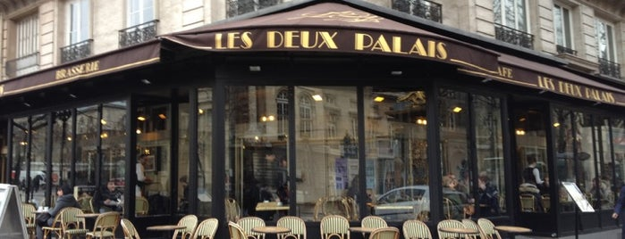 Les Deux Palais is one of Restaurantes Visitados.