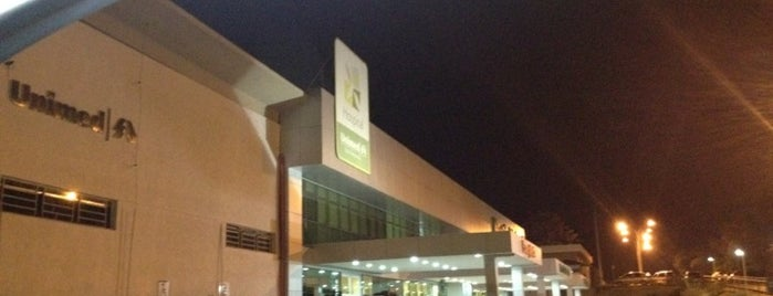 Hospital Unimed is one of Meus lugares.