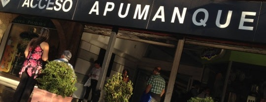Apumanque is one of Guide to Santiago's best spots.