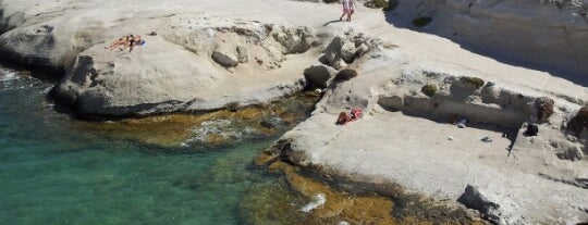 Sarakiniko is one of Part 3 - Attractions in Europe.