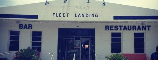 Fleet Landing is one of Roadtrippin.