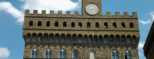 Palazzo Vecchio is one of Best of Tuscany, Italy.
