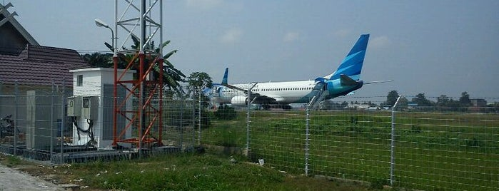Sultan Thaha Syaifuddin Airport (DJB) is one of Indonesia's Airport - 1st List..