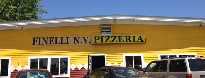 Finelli New York Pizzeria is one of Oh The Places You Will Go!.