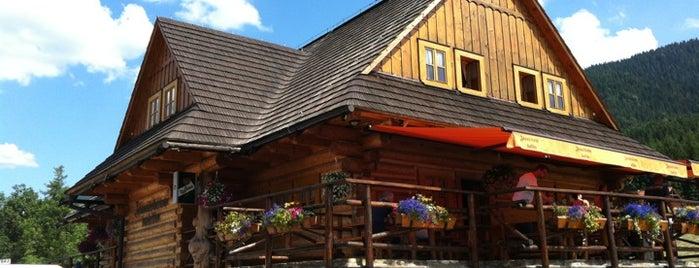 Jánošíkova koliba is one of Favorite Food Spots.