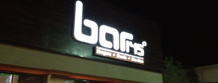 Bar 145° is one of La Voy's Favs.