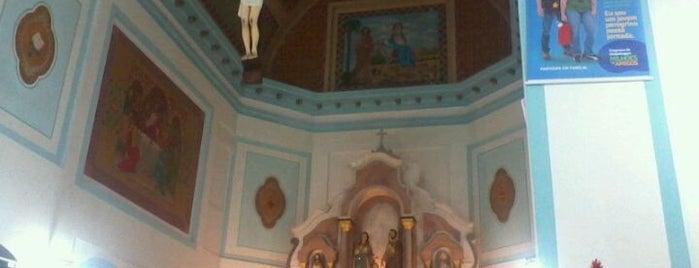 Igreja Matriz Nossa Senhora do Desterro is one of Vicariato Oeste [West].