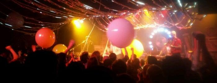 Bimbo's 365 Club is one of Best Of 2011.
