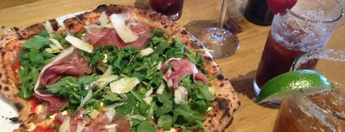 Pizzeria Verita is one of places to go.