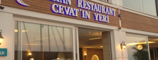 Dalyan Restaurant - Cevat'ın Yeri is one of Best Of CESME.