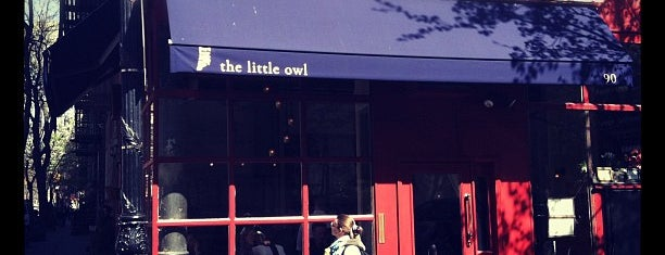 The Little Owl is one of New York - General.