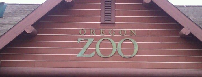 Oregon Zoo is one of Best places in Portland, OR.