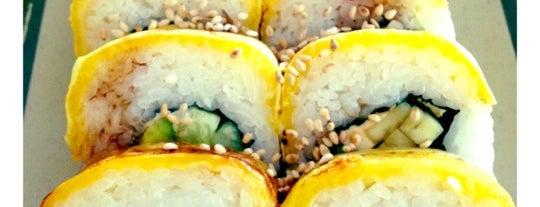 Seki Sushi is one of ASIATICA.