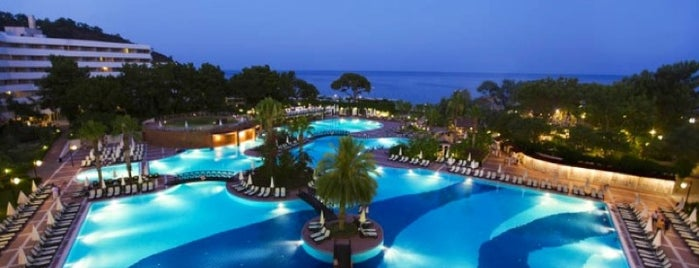 Rixos Premium Tekirova is one of kaydefilenler.