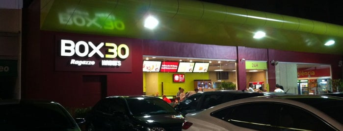 Box 30 is one of Comer na Madruga em SP.