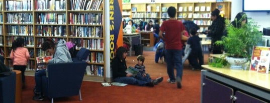 Queens Library at Sunnyside is one of Queens Library Customer Reviews.