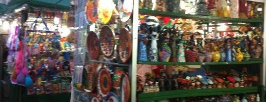 Feirinha de Artesanato is one of Meus lugares.