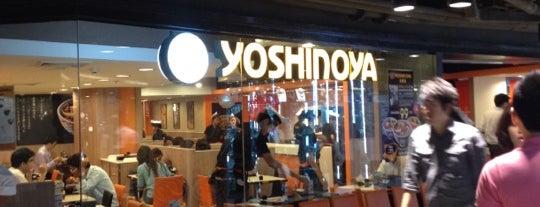 Yoshinoya is one of Enjoy eating ;).