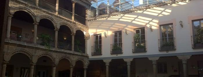 Hotel Palacio de Los Velada is one of Hoteles en que he estado.