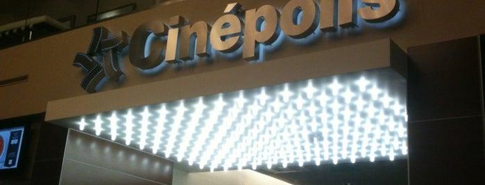 Cinepolis Luxury Cinemas is one of Favorite Haunts Insane Diego.