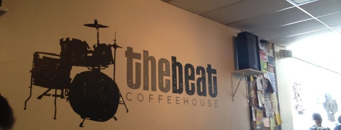 The Beat Coffeehouse is one of places in vegas.