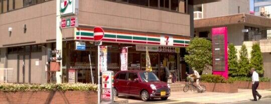 セブンイレブン 仙台二日町店 is one of セブンイレブン@宮城.