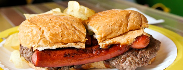Lindy's Red Lion is one of District of Burgers.