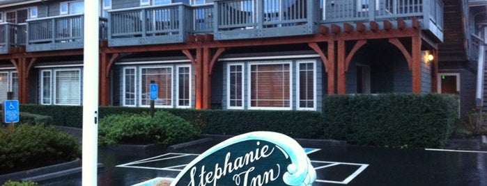 Stephanie Inn is one of Best Places to Check out in United States Pt 6.