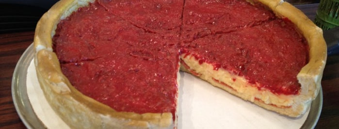 Giordano's is one of favorites.