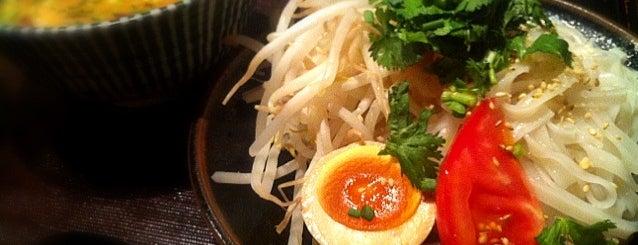 和亜創菜&米麺居酒屋 風土木 is one of 浜松町・大門でランチ.