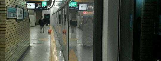 Jongno 5(o)-ga Stn. is one of Subway Stations in Seoul(line1~4 & DX).