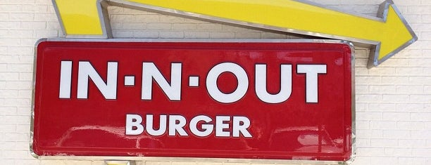 In-N-Out Burger is one of Joe's List - Best of San Juan Capistrano.