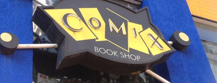 Comix Book Shop is one of SP.
