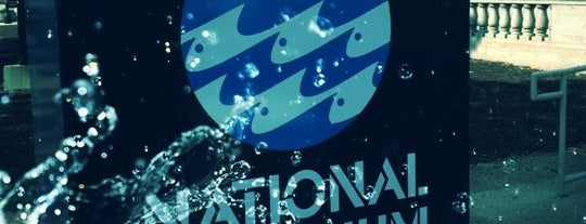 National Aquarium is one of ♡DC.