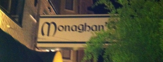 Monaghan's is one of San Francisco Places.