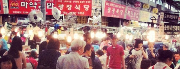 Gwangjang Market is one of The 15 Best Places for Seafood in Seoul.