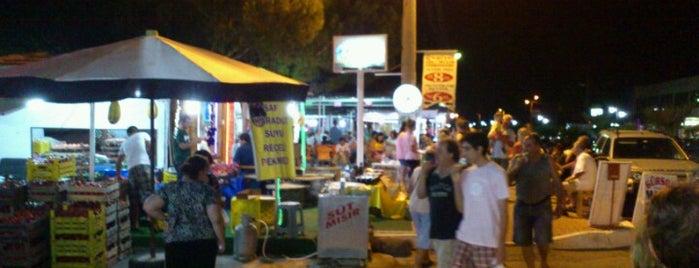 Altınova Gece Pazarı is one of AYVALIK #1 🏊🏄.
