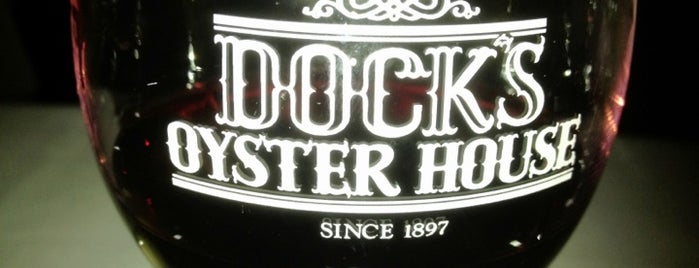 Dock's Oyster House is one of Roadtrippin.