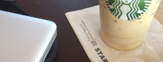 Starbucks Coffee is one of Student Center.